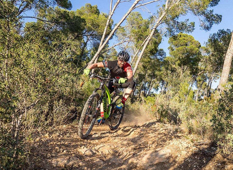 Mountain Bike en Mallorca