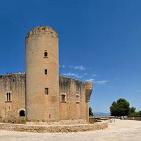 castell Bellver Mallorca